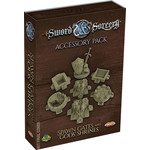 Ares Games SRL Sword & Sorcery: Ancient Chronicles - Spawn Gates and Gods' Shrines