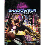 Catalyst Game Labs Shadowrun RPG: 6th Edition Assassins Night