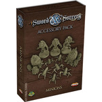 Ares Games SRL Sword & Sorcery: Ancient Chronicles - Minions