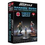 Corvus Belli S.L.L. Infinity CodeOne: Dire Foes Mission Pack Gamma - Xanadu Rush