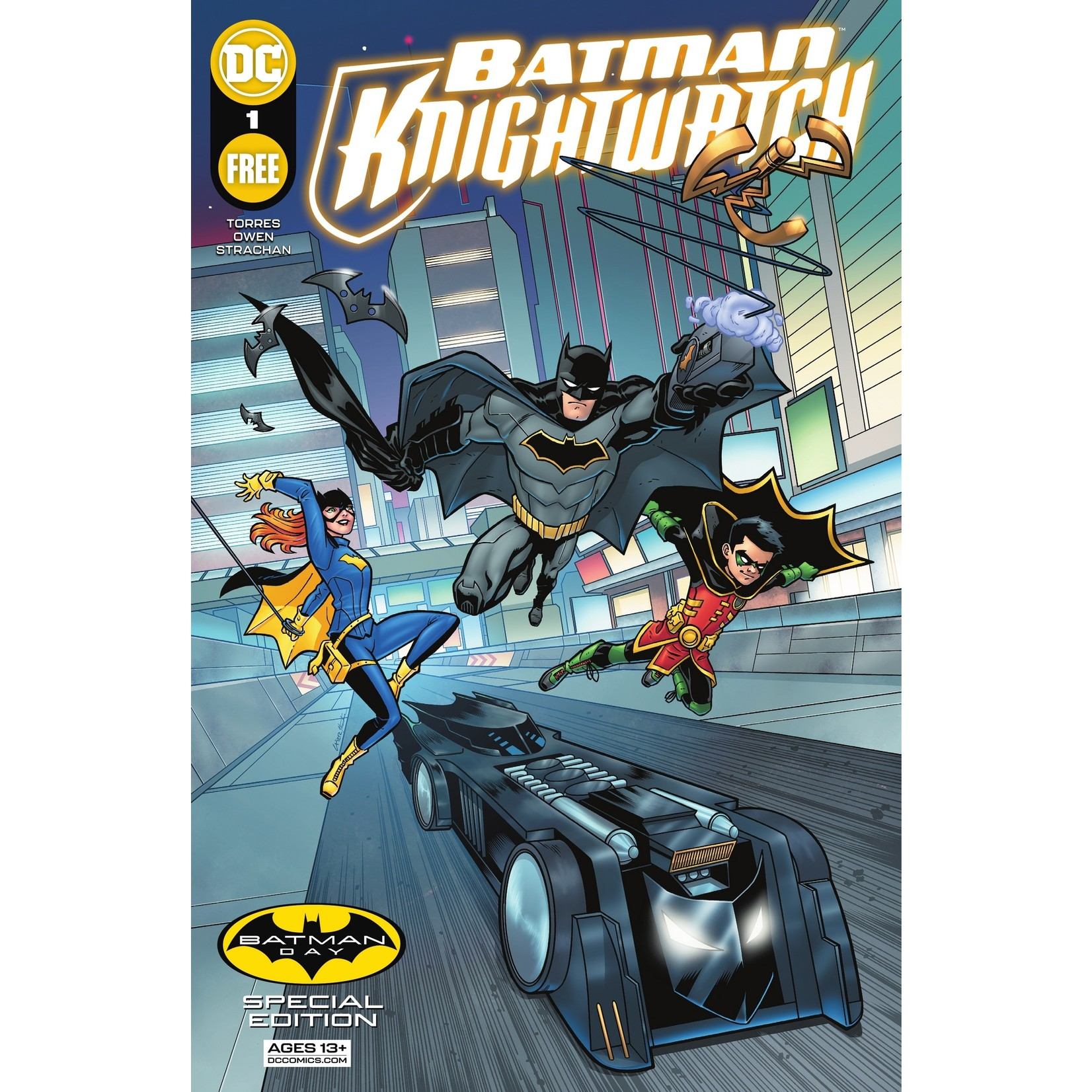 DCU Batman Fortnite Zero Point HC