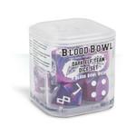 Games Workshop Blood Bowl Dark Elf Team Dice Set