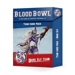 Games Workshop Dark Elf Blood Bowl Team Cards Pack