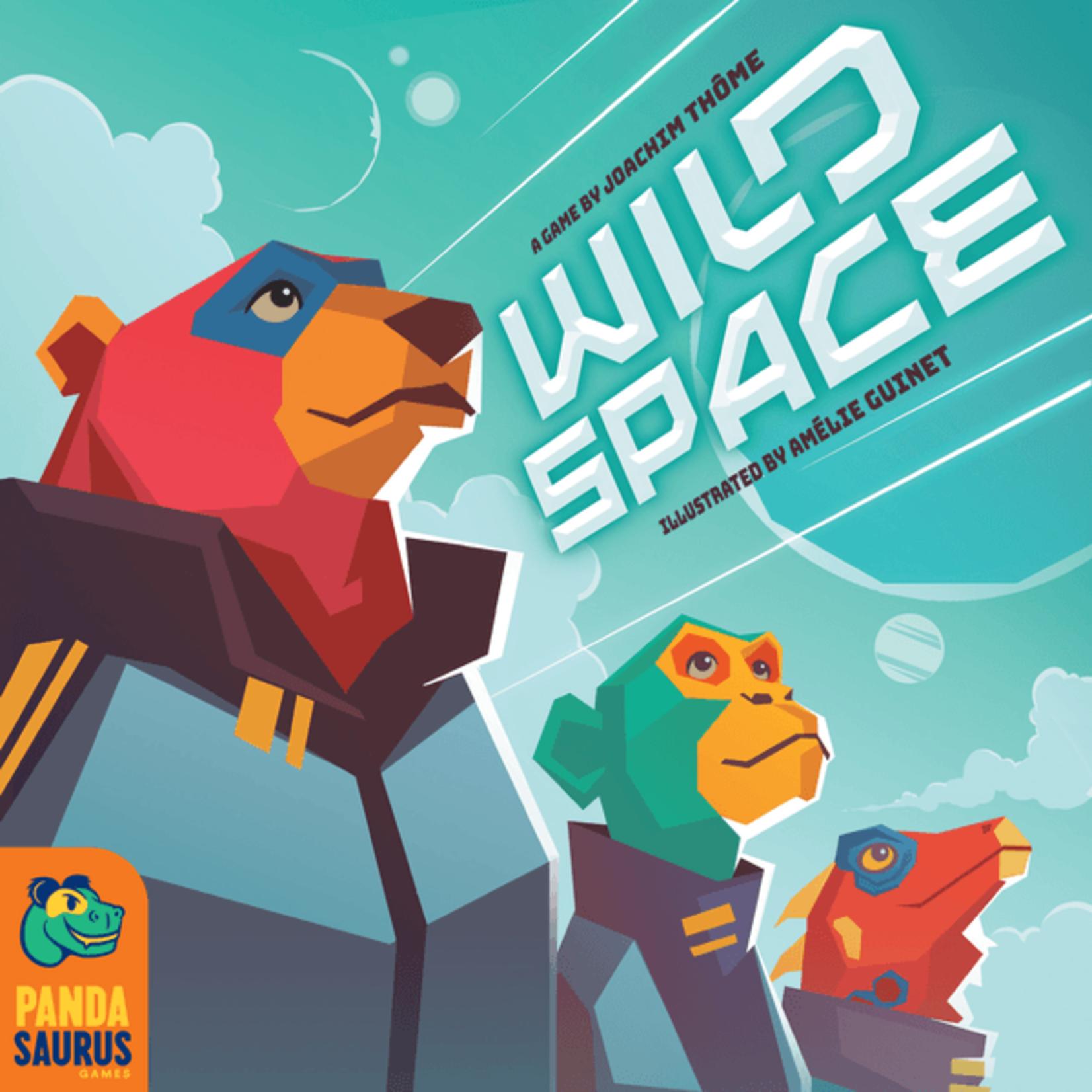 Pandasaurus Games Wild Space