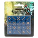 Games Workshop Grand Alliance Order Dice Set