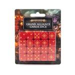Games Workshop Grand Alliance Chaos Dice Set