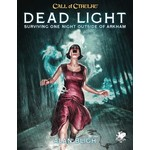 Chaosium Call of Cthulhu Dead Light & Other Dark Turns