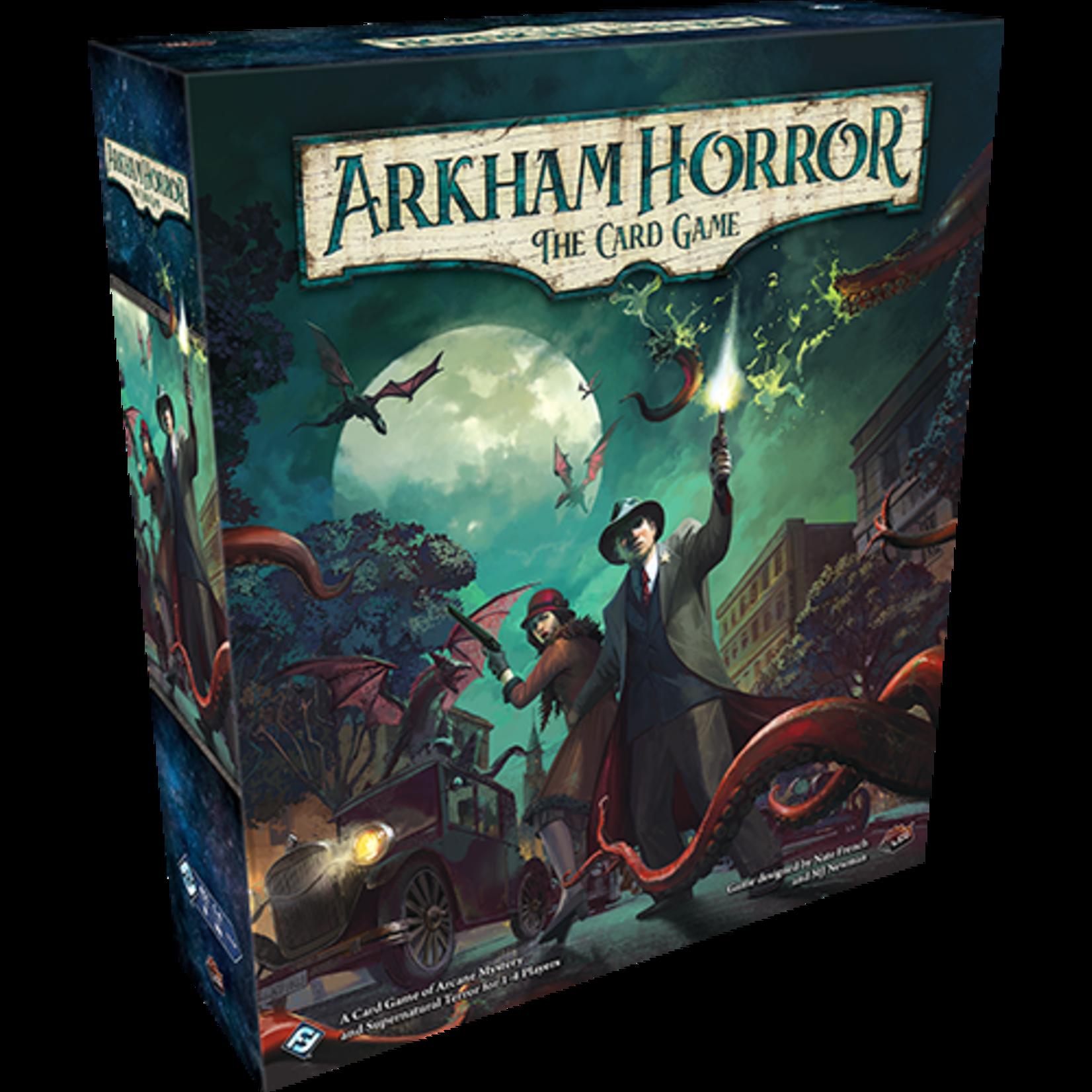 Fantasy Flight Games Arkham Horror LCG Revised Core Set