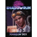 Catalyst Game Labs Shadowrun RPG Johnson Dex