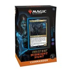WOTC MTG MTG Innistrad Midnight Hunt Undead Unleashed Commander Deck