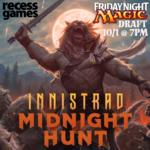 WOTC MTG FNM Innistrad Midnight Hunt October 1st