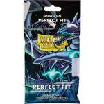 Arcane Tinmen Dragon Shields Japanese (100) Perfect Fit Toploaders Clear