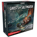 WIZKIDS/NECA D&D Ghosts of Saltmarsh Adventure System Board Game Expansion Premium