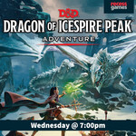 D&D Adventure League - Dragon of Icespire Peak