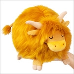 "squishable Mini Highland Cow Squishable 7"""