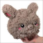 """squishable Mini Dust Bunny Squishable 7"""""""
