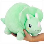 """squishable Mini Triceratops Squishable 7"""""""