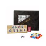 Wood Expressions Mahjong Travel American