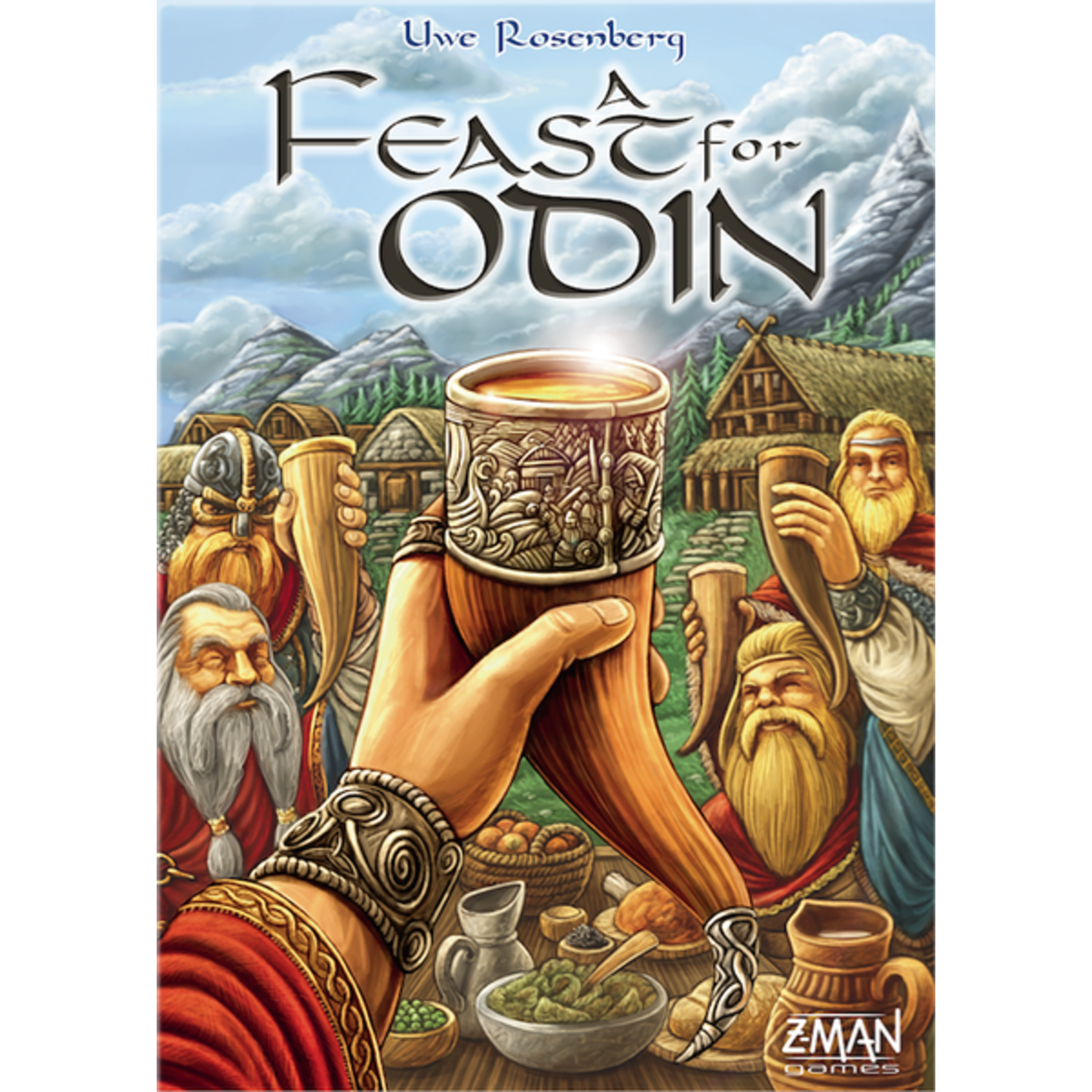 ZMan Games A Feast for Odin