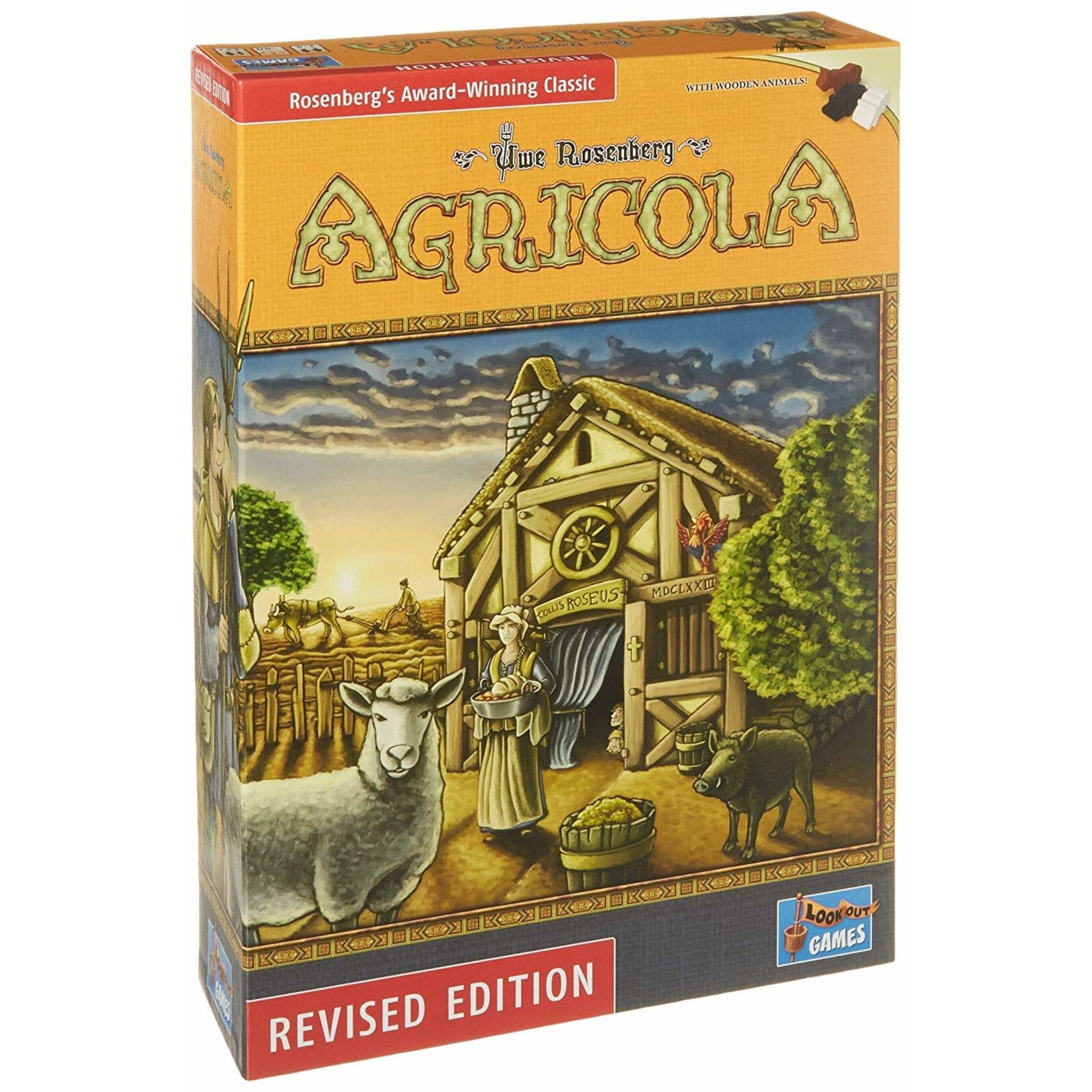 ZMan Games Agricola