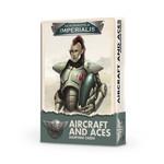 Games Workshop Aeronautica Imperialis Asuryani Aircraft & Aces Cards