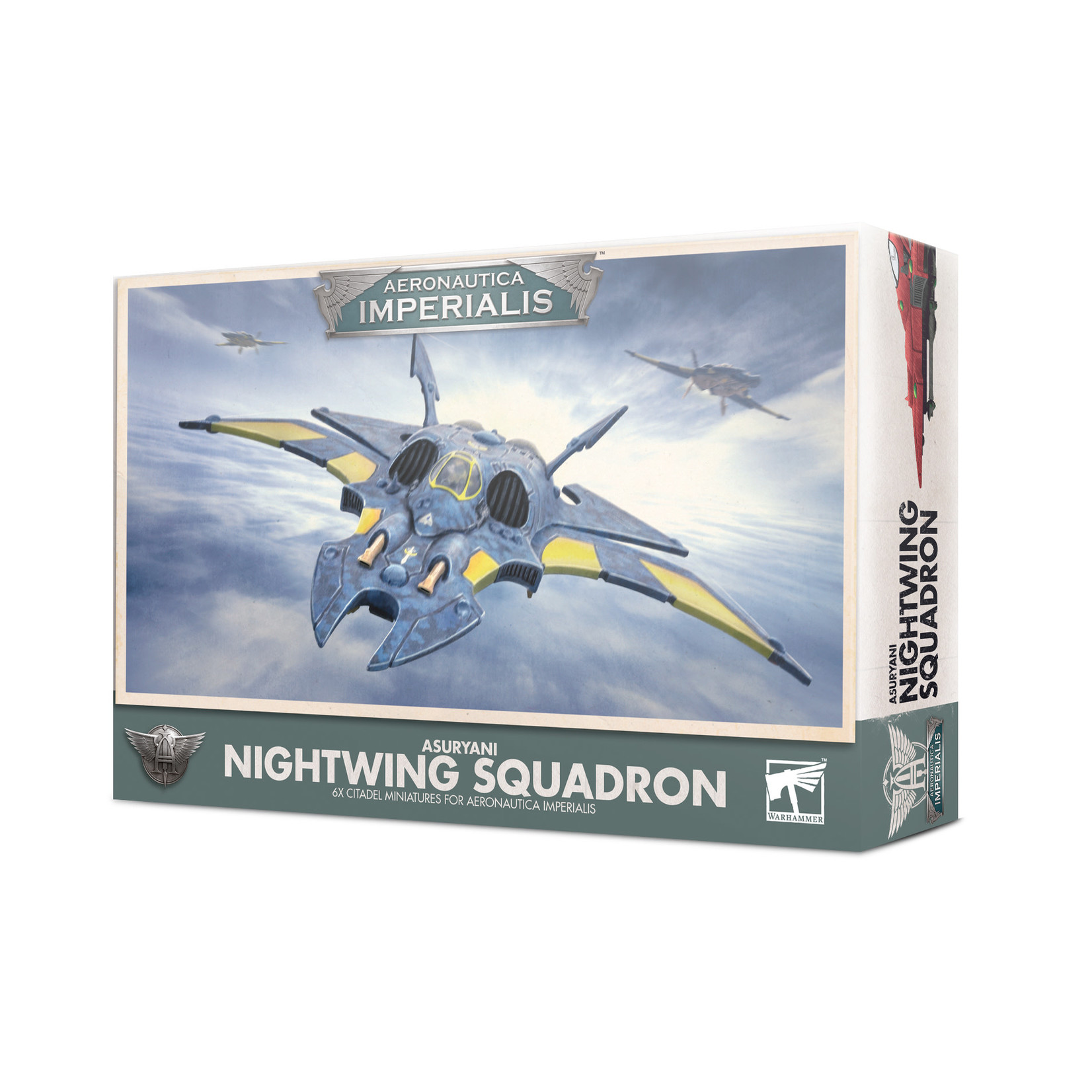 Games Workshop Aeronautica Imperialis Asuryani Nightwing Squadron