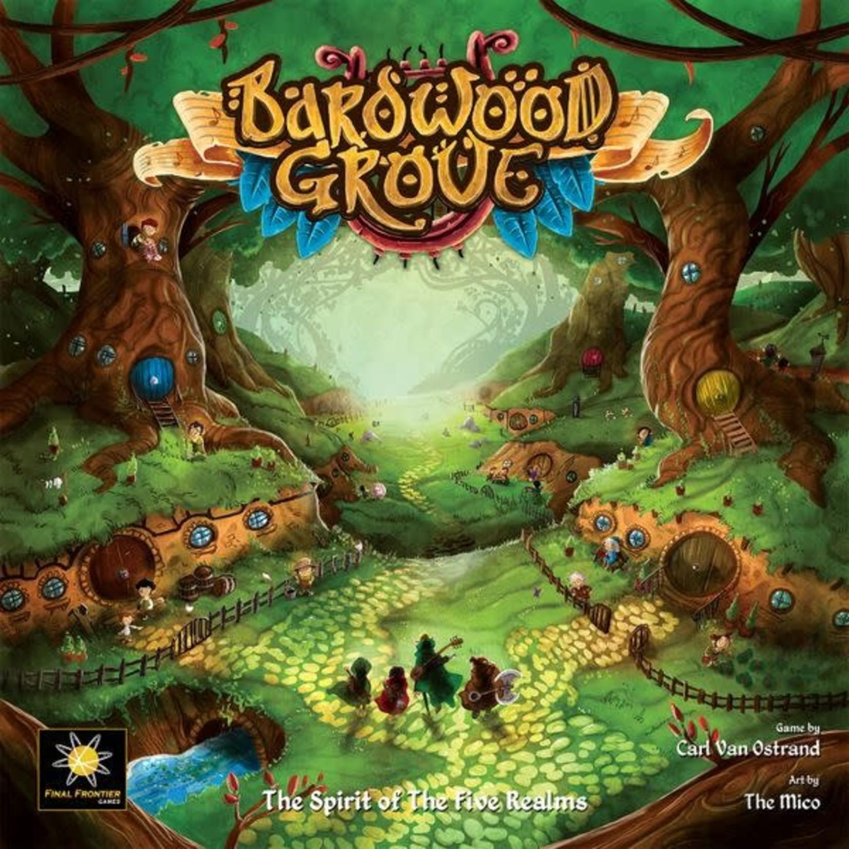 Final Frontier Games Bardwood Grove KS Deluxe