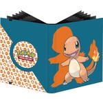 Ultra Pro Pokemon Charmander 9-Pocket PRO Binder