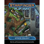Paizo Starfinder RPG Flip-Mat Space Colony