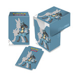 Ultra Pro Pokemon Lucario Full View Deck Box