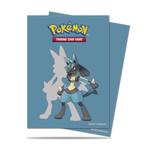 Ultra Pro Pokemon Lucario Deck Protectors 65ct