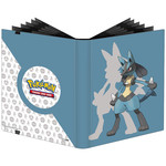 Ultra Pro Pokemon Lucario 9-Pocket PRO Binder