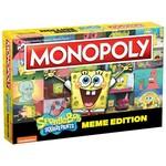 USAopoly Monopoly SpongeBob SquarePants Meme Edition