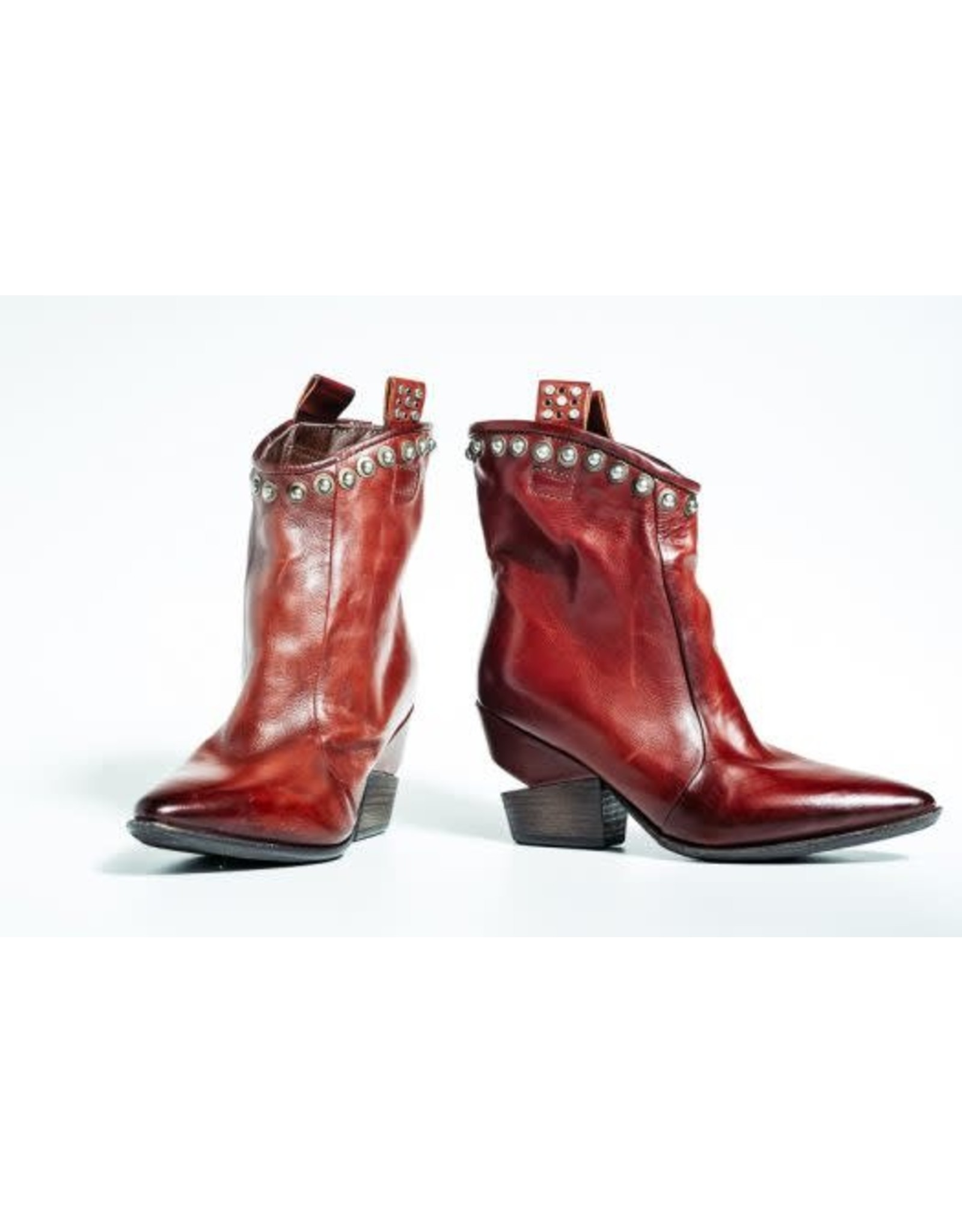 AS98 AS98 - Aida notched heel boot