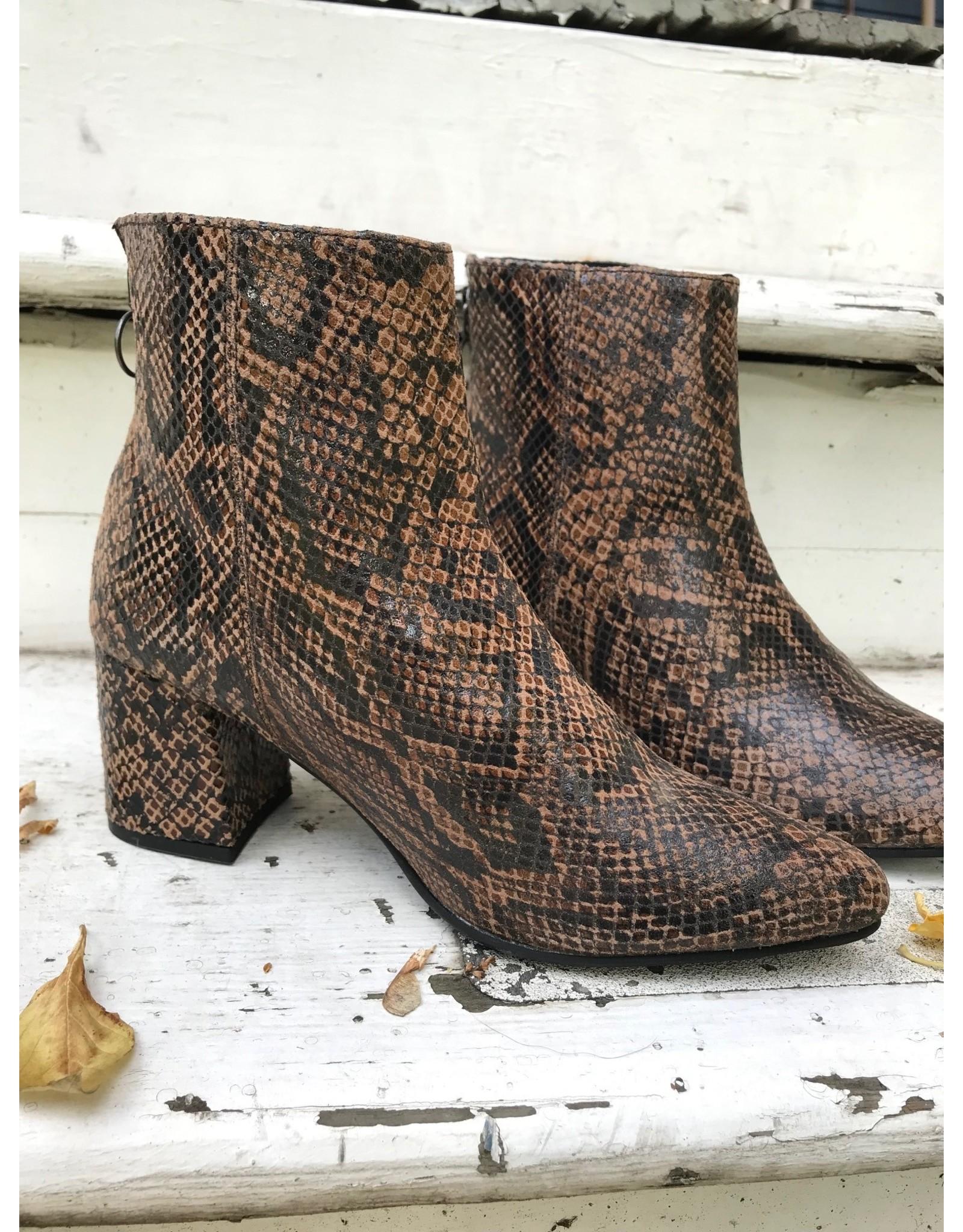 ICHI ICHI - Snaky boot