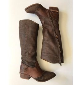 Matisse Matisse - Trouble Western Boot (saddle)