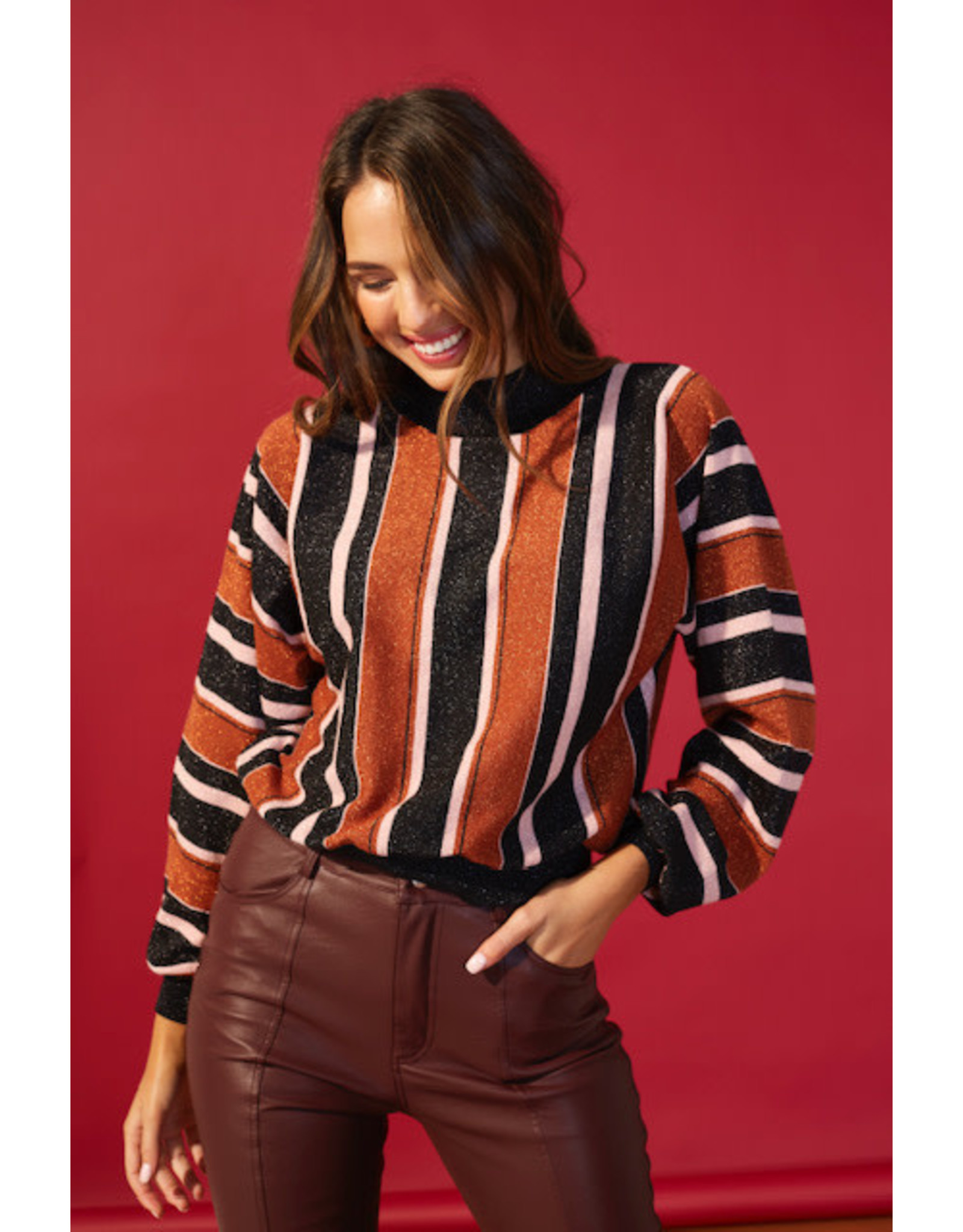 Mink Pink A Touch of Magic Sweater