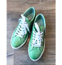 Chacal Chacal - Lila leather sneaker (verde green)