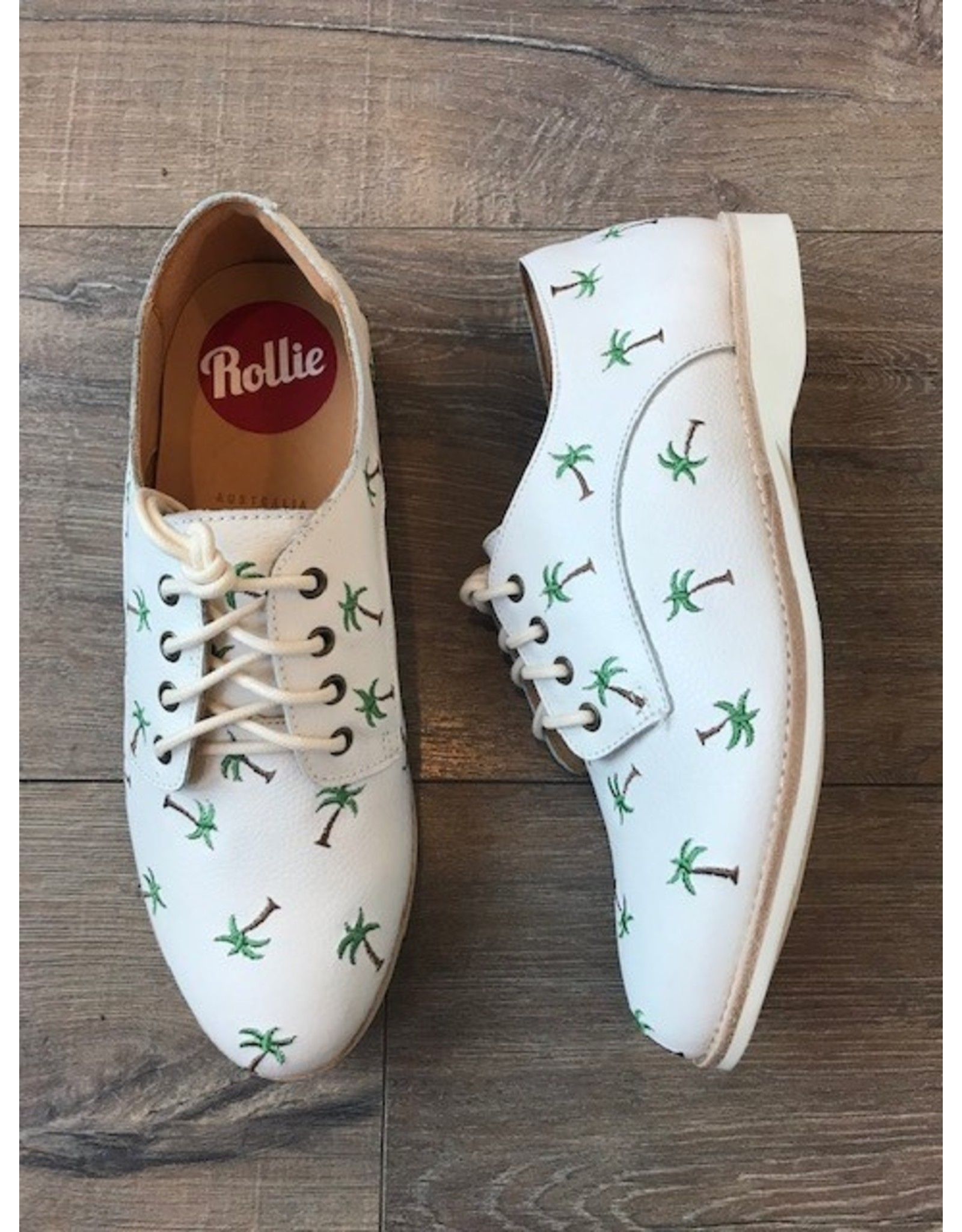 Rollie Shoes Rollie - Derby print (Rodeo Drive)