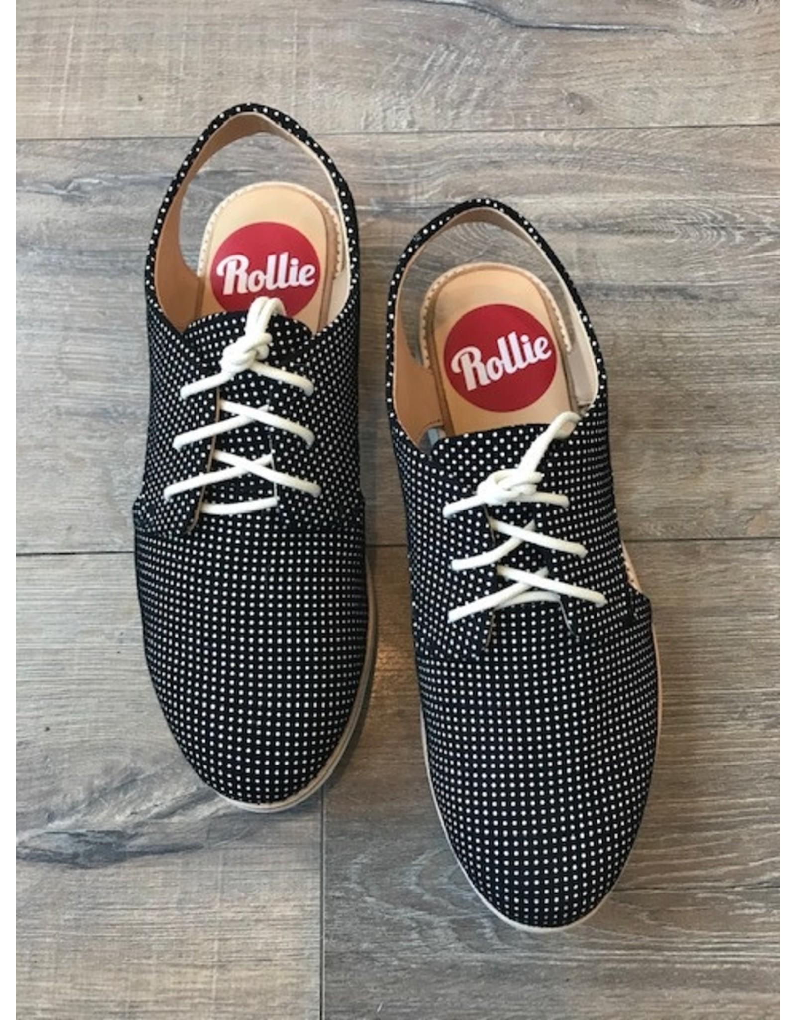 Rollie Shoes Rollie - Slingback (Black Dream)