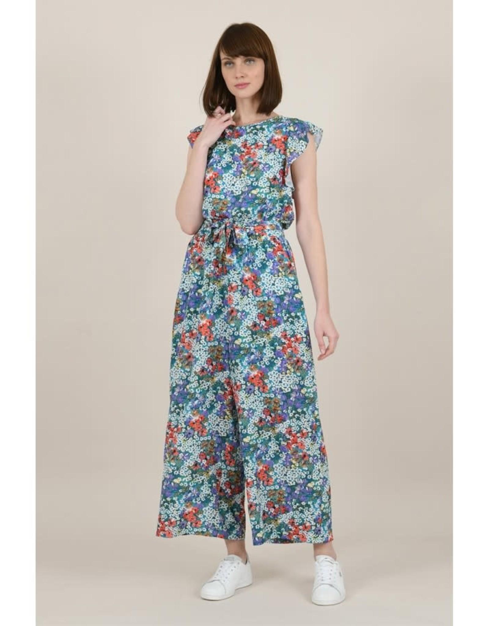Molly Bracken Woven jumpsuit (daisy white)