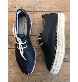 David Tyler David Tyler - Kelsey espadrille sneaker (black)
