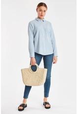 ICHI ICHI - CALULUNA woven bag