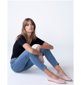 Unpublished Olivia High Rise Skinny in Vivid