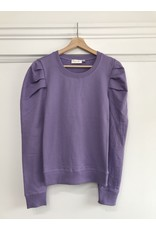 RD Style RD Style - Marla puff sleeve sweatshirt (lavender)
