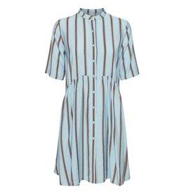 ICHI ICHI - Cool blue dress