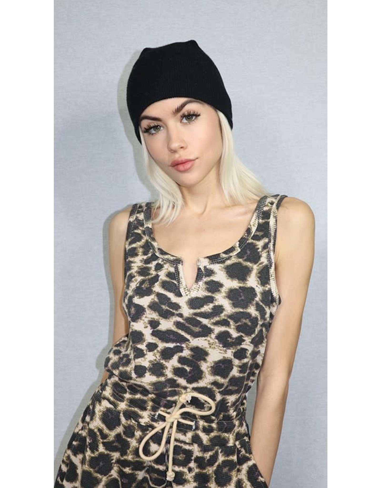 RD Style RD Style - Finn Waffle knit printed tank (2 colours)