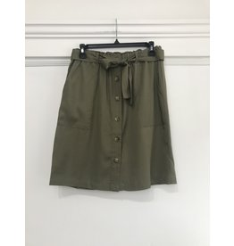 Yest Kelsy - Paperbag waist skirt
