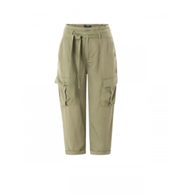 Yest Pants with side pockets (soft army)