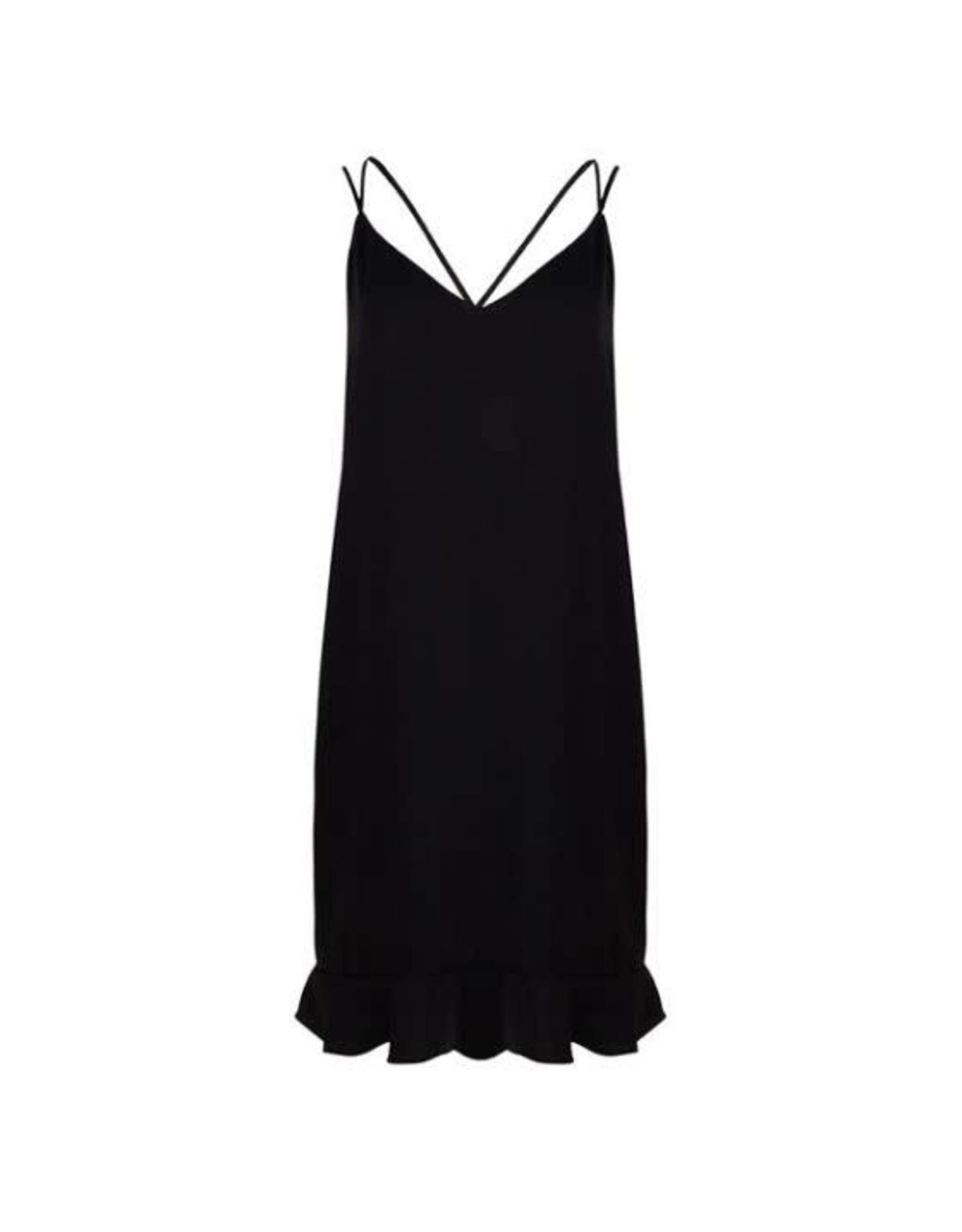 EsQualo EsQualo - Double strap dress
